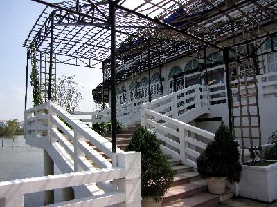 船上レストラン ホイアン ベトナム Hoi An, Vietnam 2010/01/17 Photo by Kohyuh