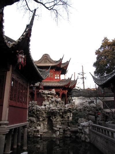 豫園 上海 中国