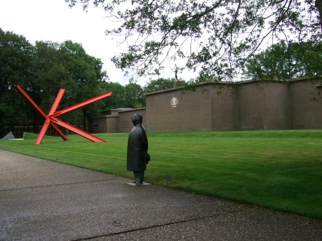 クローラー・ミュラー美術館 2011/05/31 Photo by Kohyuh