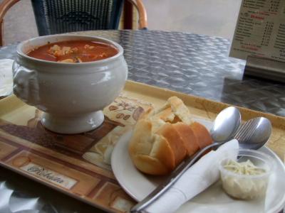 フィッシュ・スープ 2011/06/06 Photo by Kohyuh