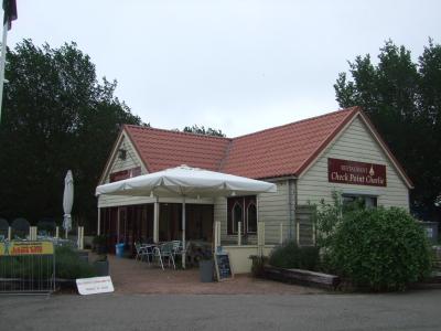 チャーリー点検所 Check Point Charlie のレストラン