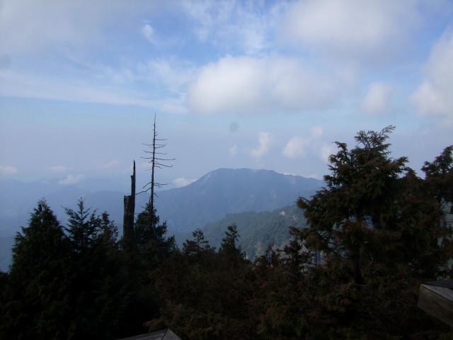 大雪山国家森林遊楽区 観景台 標高 2,600m 2012/03/01 Photo by Kohyuh