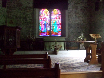 礼拝堂 タラの丘の教会 2009/06/17 Photo by Kohyuh