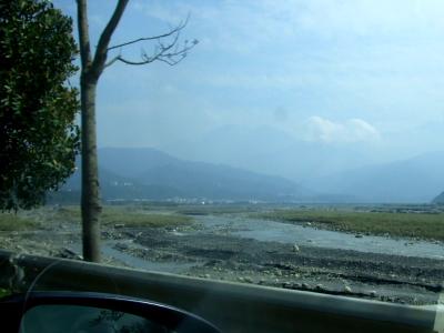 濁水渓 一般道 16号線で水理 (55K18) 方面に向かう 2012/03/02 Photo by Kohyuh