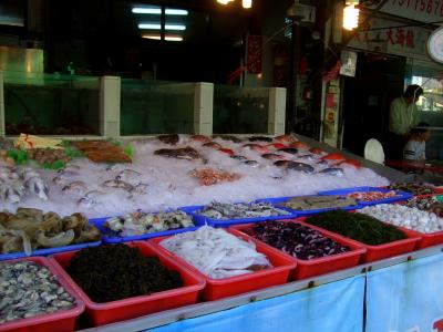 海鮮料理店 2012/03/05 Photo by Kohyuh